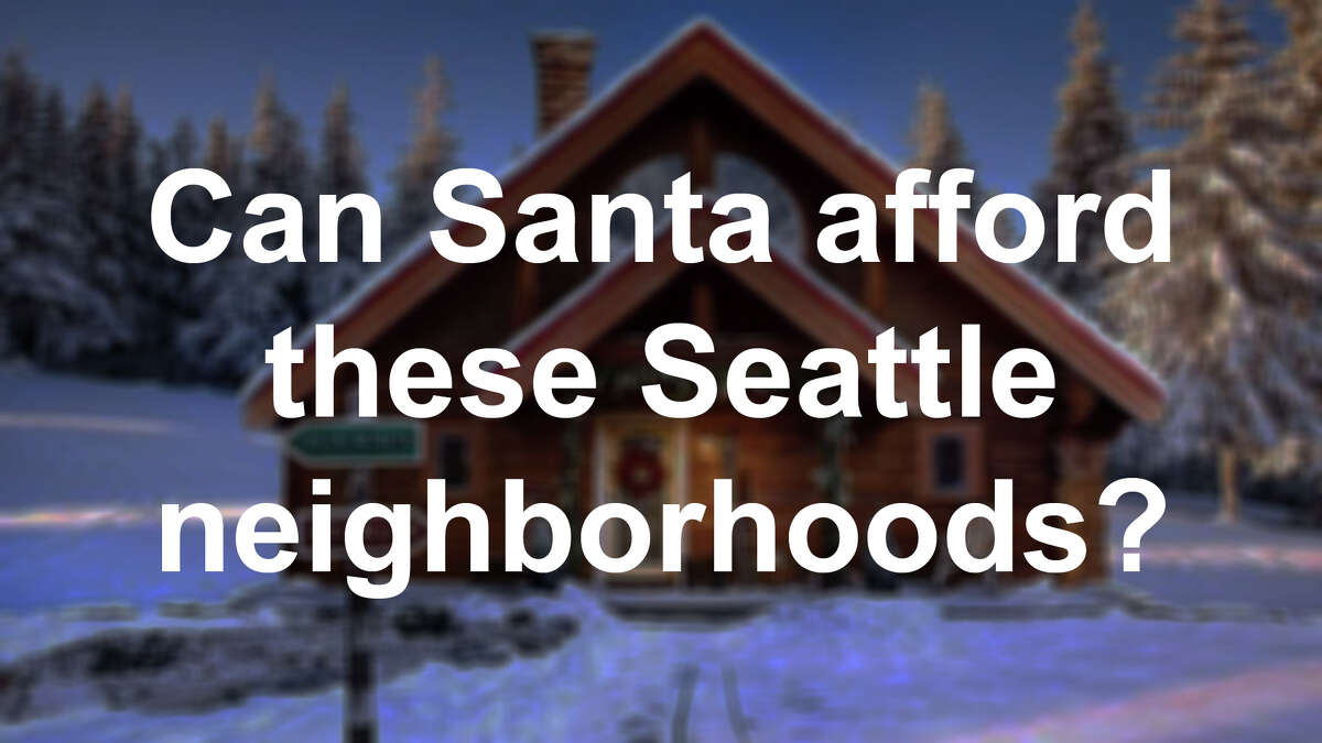 Is your neighborhood Santa-affordable?
