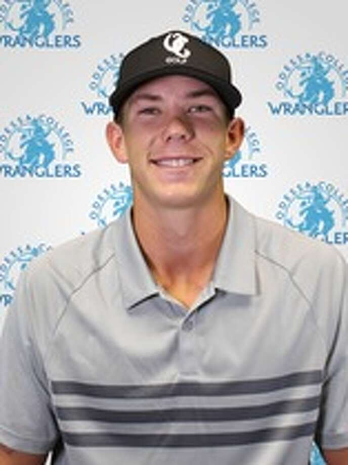 Odessa College golfer Bryce Waters Photo: Odessa College Athletics
