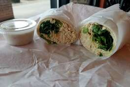 My Chicken Caesar wrap was nothing short of perfect at The Souper Café, located at 4093 N. Euclid Avenue in Bay City, with a proper mix of chicken and greens to balance everything out. The Parmesan cheese and red onion also brought their A games, and this is one of those deals when you plan to take a half of wrap home only to find it never had a chance of making it out of the place alive. As a Caesar salad dressing snob I couldn't be happier, and they even threw in an extra dose of dressing in case I needed more. (Matthew Woods   for the Daily News)