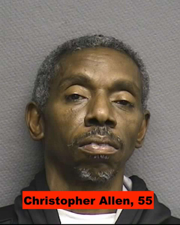 Christopher Allen, 55