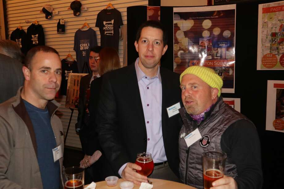 Were you Seen at Capitalize Albany Corporation's Building For Tomorrow 2018 event held at Fort Orange Brewing in Albany on Tuesday, November 27, 2018? Photo: Genevieve Zurowski