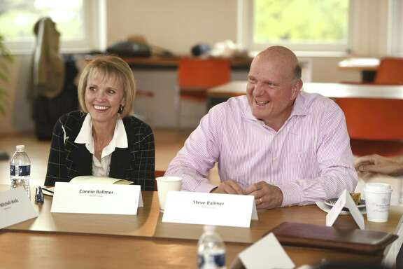 The grants to Prospera Housing Community Services and SA Youth draw on funding from the Ballmer Group, an organization co-founded by civic activist Connie Ballmer and her husband and former Microsoft CEO Steve Ballmer.