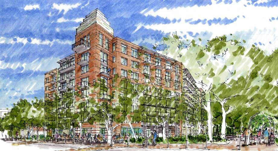 Developer David Adelman S Eight Story Apartment Complex The 68 Will Be