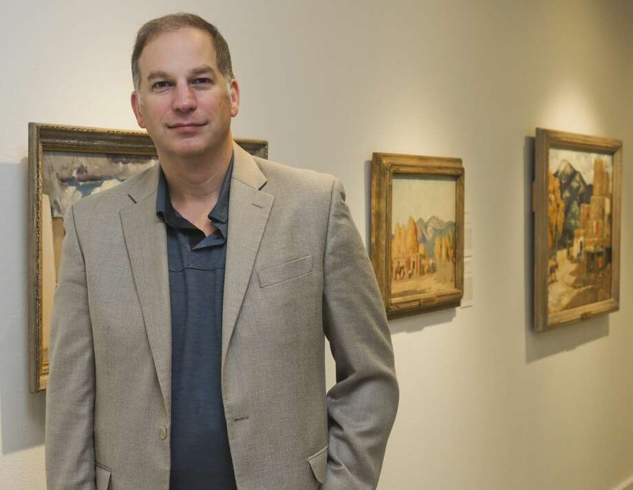 Daniel Eck, executive director of the Museum of the Southwest, said he was attracted to the position because of the museum's multidisciplinary nature and the emphasis on educational programming. Photo: Tim Fischer/Midland Reporter-Telegram