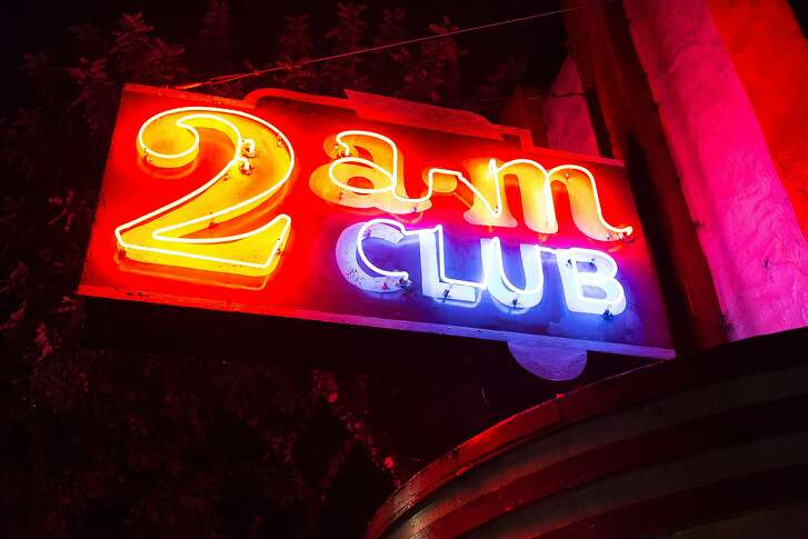 The 2 AM Club in Mill Valley, Calif. on Tuesday, November 27, 2018.