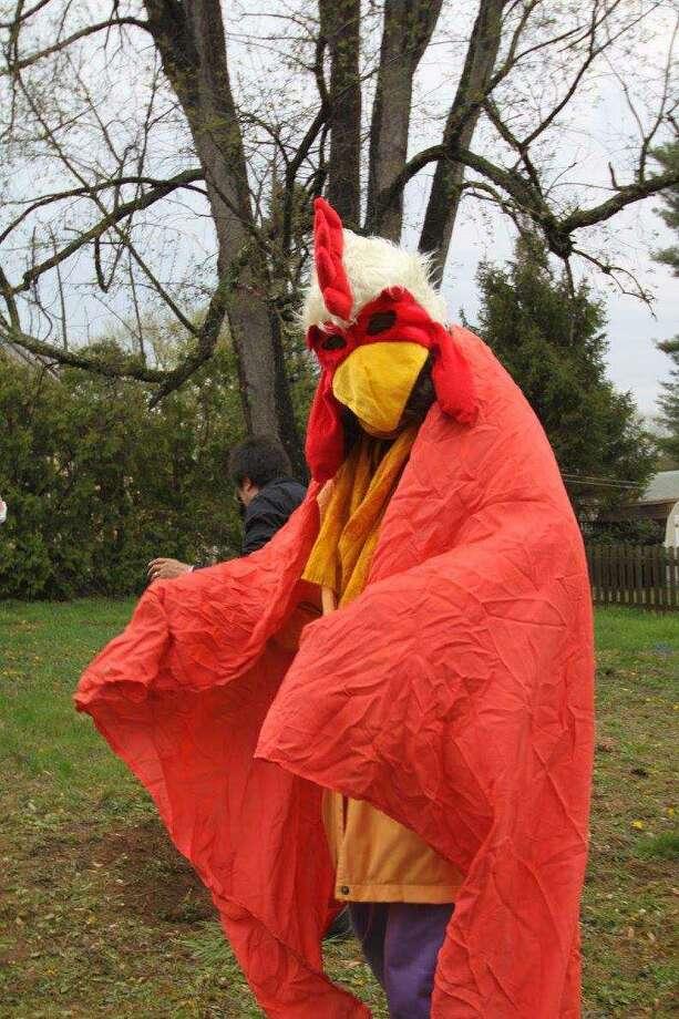 """Chicken Dance One"" (credit: Jennifer Zackin)"