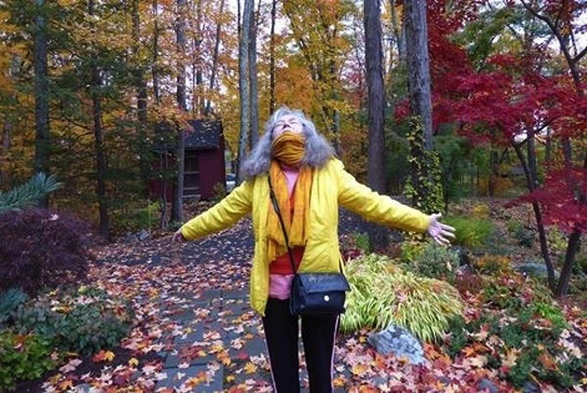 Linda Mary Montano (provide photo)