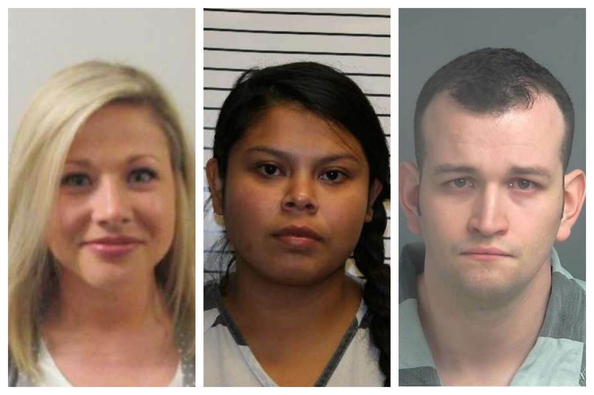 >>>Texas teachers accused or convicted of inappropriate relations with students.