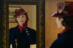 """Mary Poppins Returns"":  Emily Blunt stars in this sequel to the beloved 1964 Disney movie, which retains the orignal's whimsical mix of live action and animation (and hopefully its wicked wit). Though Lin-Manuel Miranda co-stars, the songs are by the guys from ""Hairspray"" and ""South Park: The Movie."" (Dec. 19)"