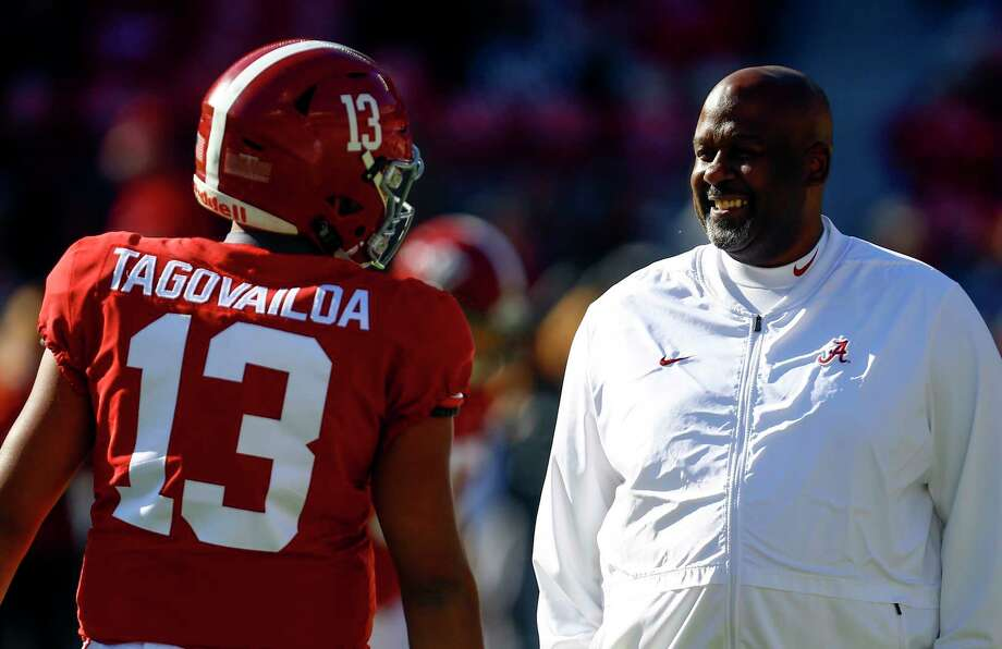 PHOTOS: Top college football coaching candidates this offseason Alabama offensive coordinator Mike Locksley is a candidate for a head coaching job this offseason, getting mentioned most prominently with the Maryland job. Browse through the photos above for a look at the top college football coaching candidates this offseason ... Photo: Butch Dill, Associated Press / Copyright 2018 The Associated Press. All rights reserved.