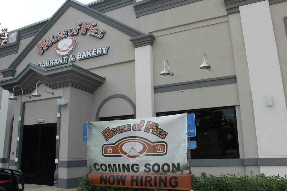 The new House of Pies location is inside the former Black-Eyed Pea restaurant near The Woodlands Mall. A tentative opening date has not been announced yet. Photo: Marialuisa Rincon