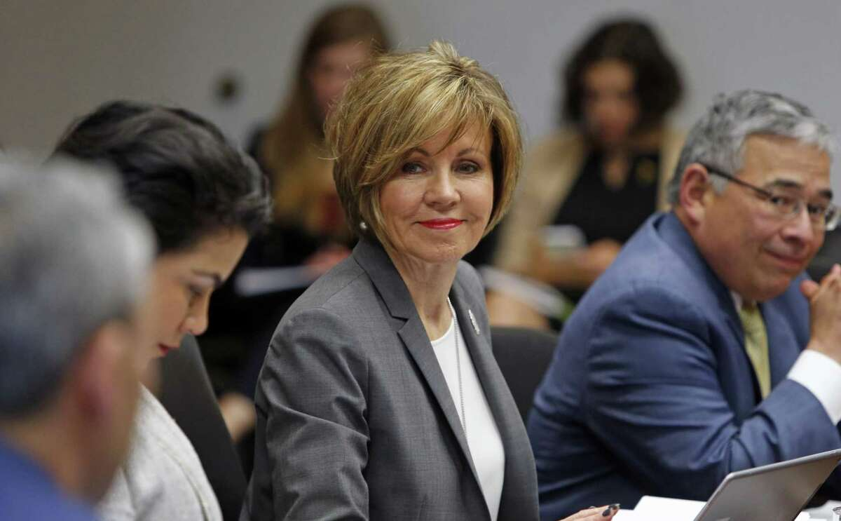 City Manager Sheryl Sculley is currently the highest-paid city employee in San Antonio, and her total compensation outpaced the second highest-paid person by over $200,000. Click through to see what top city officials get paid >>>