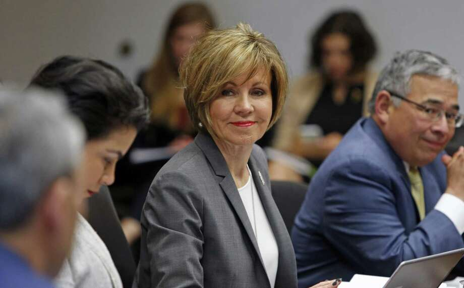City Manager Sheryl Sculley is currently the highest-paid city employee in San Antonio, and her total compensation outpaced the second highest-paid person by over $200,000. Click through to see what top city officials get paid >>> Photo: Ronald Cortes, For The San Antonio Express News / 2018 Ronald Cortes