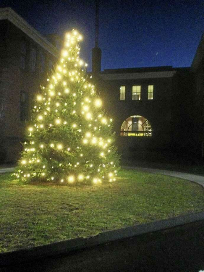 Grinch Christmas Lights.Cromwell S Tree Lighting To Feature Grinch Film Caroling