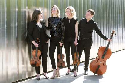 Axiom Quartet's latest concert a study in contrasts