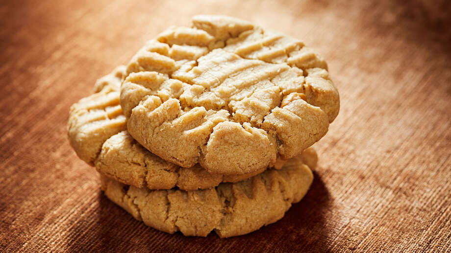 Classic Peanut Butter Cookies. Photo: Photo By Tom McCorkle For The Washington Post. / The Washington Post