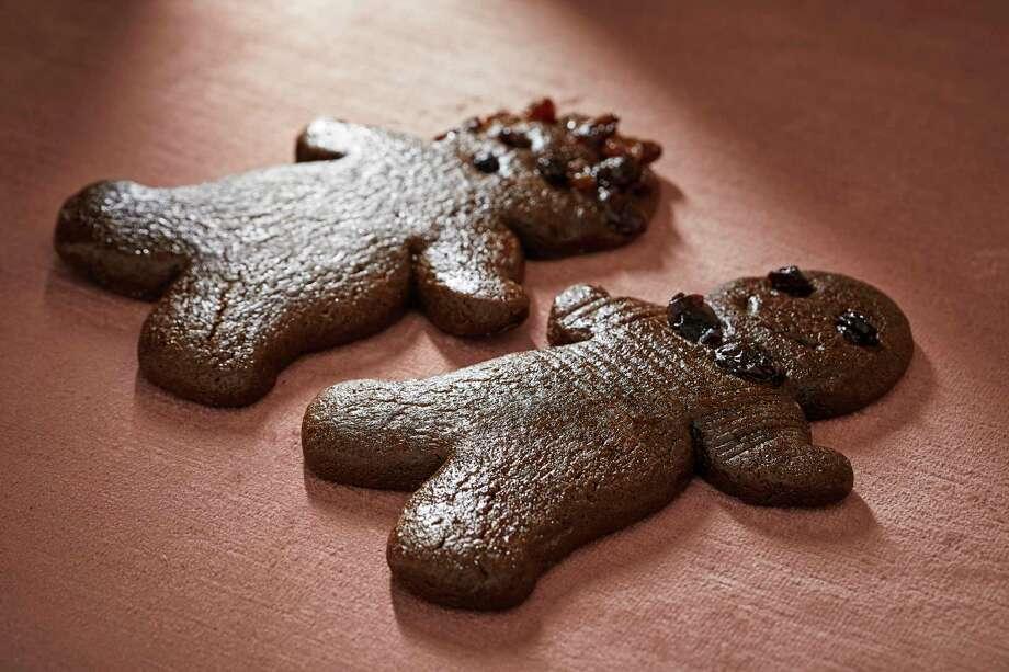 Sherrill's Soft Gingerbread Boys. Photo: Photo By Tom McCorkle For The Washington Post. / The Washington Post