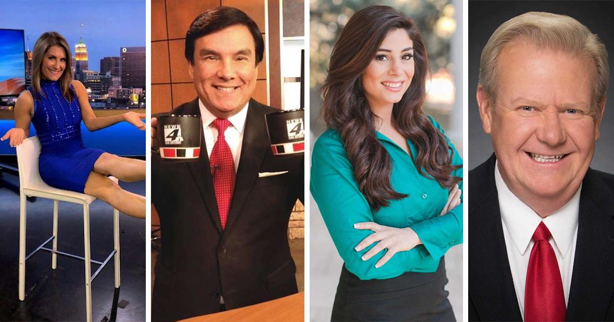 Major San Antonio TV news shake-ups: Departures and arrivals