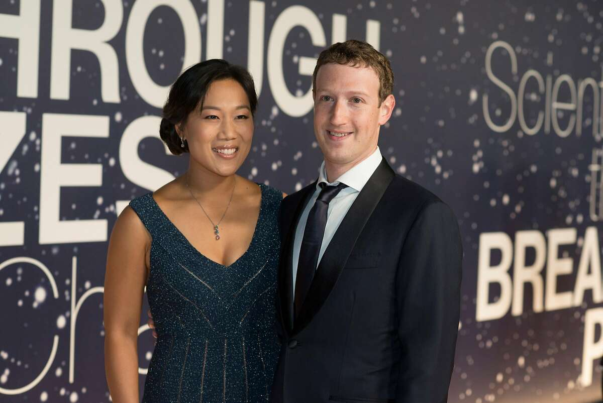 Priscilla Chan and Mark Zuckerberg, founder of Facebook Palo Alto Total 2018 giving: $213,598,215 Top-50 list ranking: 7 Causes: Various
