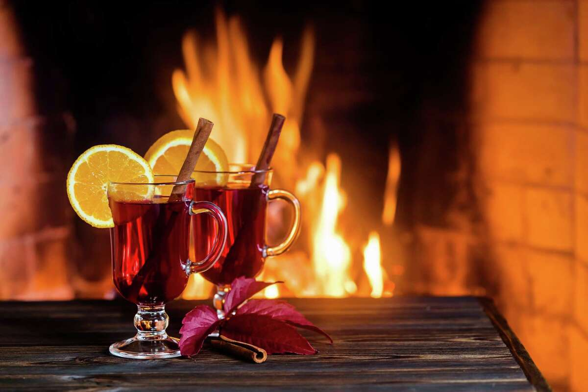 Use partially emptied bottles of wine to make mulled wine.