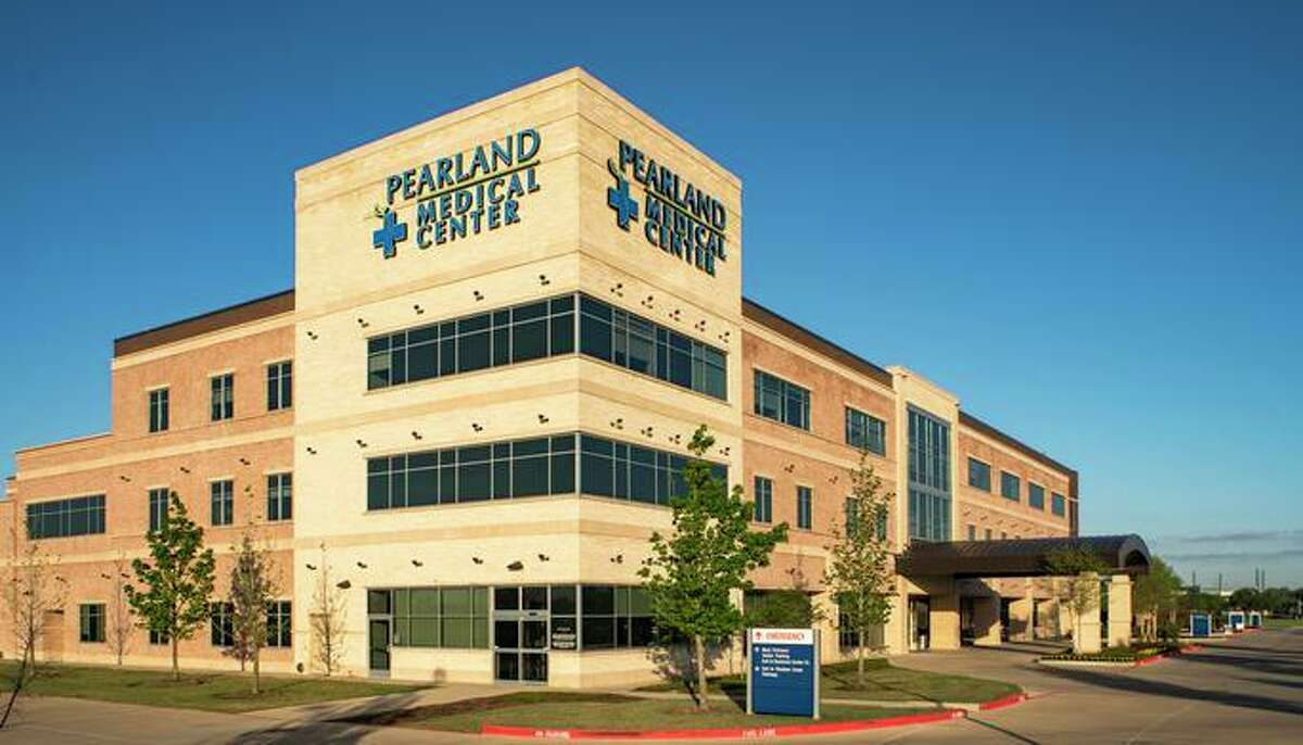 Pearland Medical Center opened in 2015.