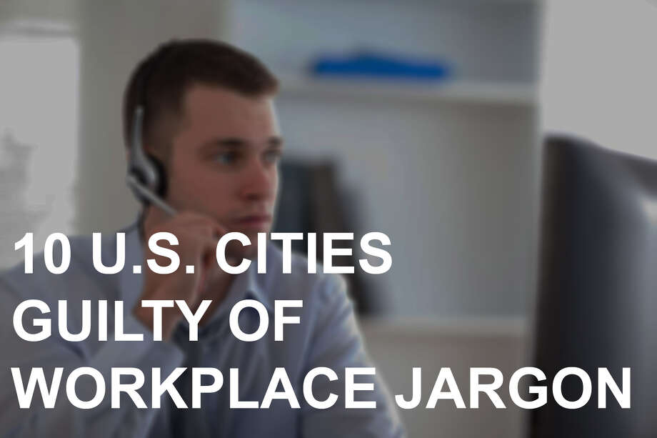 Nobody likes jargon. Nobody likes buzzwords. But everybody uses them and especially in the workplace. They act as euphemisms and fill in the voids of vagueness that develop in bureaucratic wastelands. So that means employers love them too. Here are the cities with the worst usage of buzzwords and jargon, based on an analysis of job ads. Sorry, tech cities. Photo: Getty Images / Credit: Wavebreak Media ltd / Alamy Stock Photo