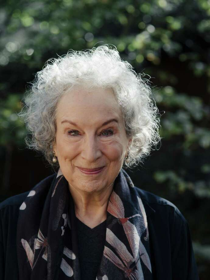The author Margaret Atwood. Photo: IAN PATTERSON, STR / NYT / NYTNS