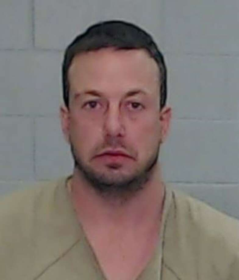 Steven Linley Hale, 31, was arrested Tuesday  for driving while intoxicated third time or more – a third-degree felony, evading arrest with a motor vehicle – a third-degree felony, and leaving the scene of an accident – a class B misdemeanor. Photo: Odessa Police Department