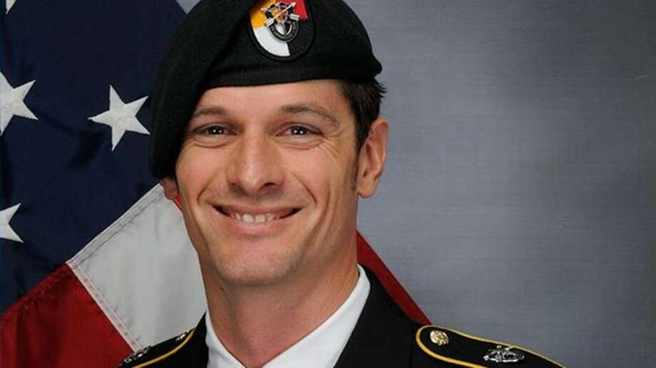 Photo of Army Sgt. 1st Class Eric Michael Emond, 39, of Brush Prairie, Washington. Photo: Courtesy Of Department Of Defense