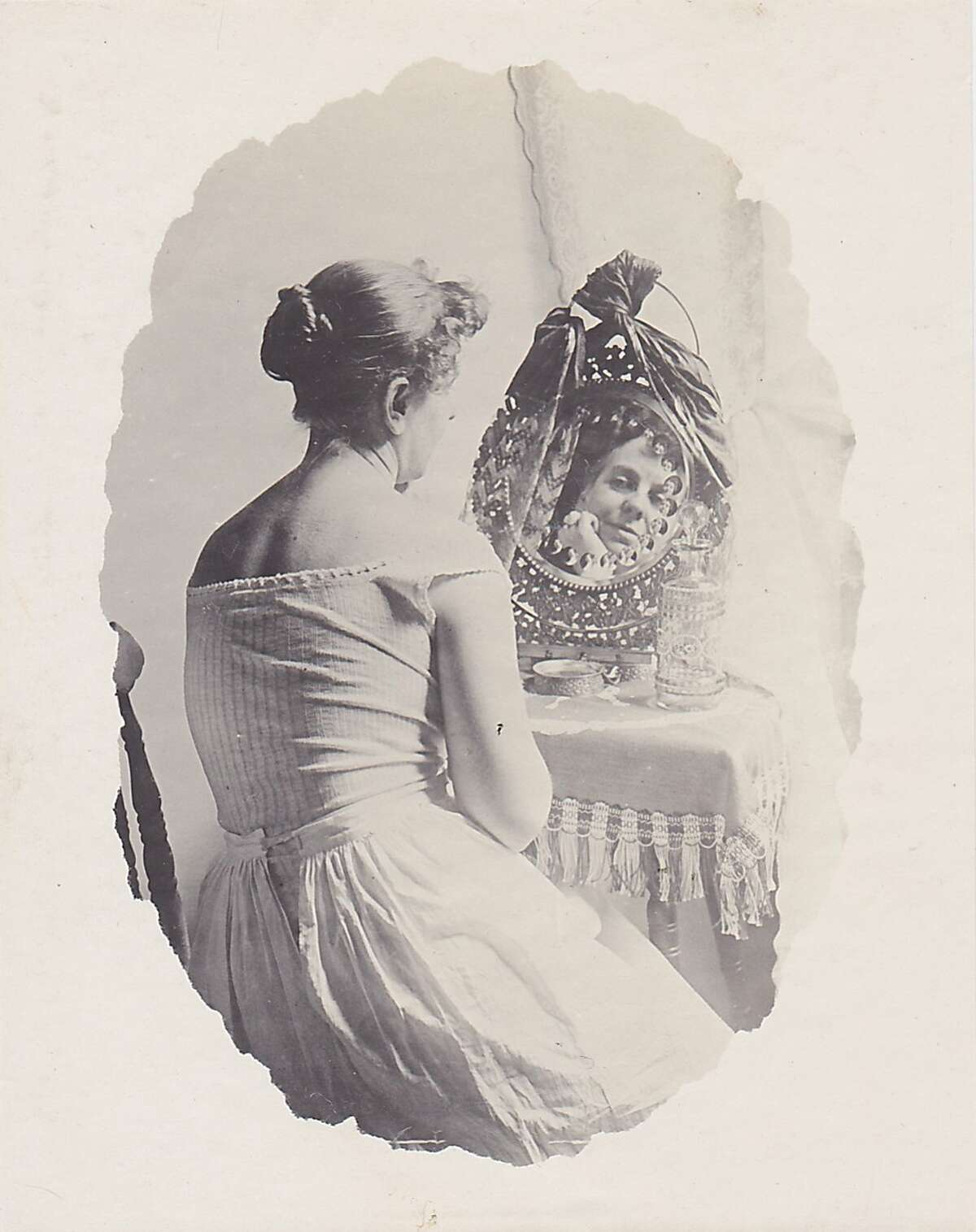 """Images from the book """"Working Girls: An American Brothel, circa 1892, The Secret Photographs of William Goldman"""" (Glitterati Press; 240 pages; $60)."""