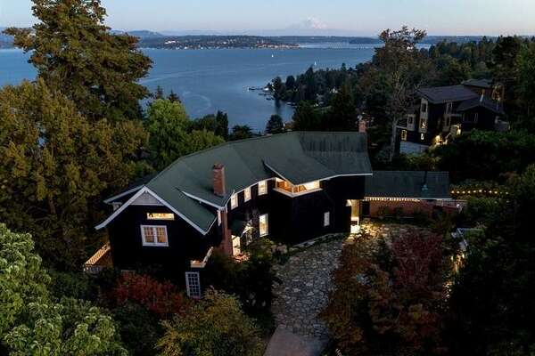 Stunning home, stunning view, stunning price: this Washington Park architectural gem asks $15M