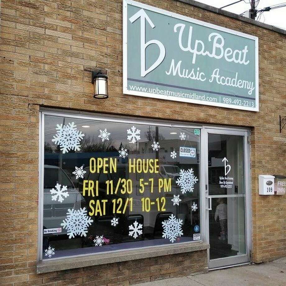 UpBeat Music Academy in Midland has scheduled its winter open house for Friday and Saturday. (photo provided)