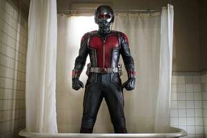 """ Ant-Man "" may be the MCU movie I was the least excited about (I  only  saw it three times in the theater). I was never a huge fan of the character in the comics and there was nothing in the trailers that gave me cause to feel differently.   And yet, here it is in my top 10. It's one of those low-key movies that just keeps getting better.   Paul Rudd is perfect as Ant-Man, and the movie showcases his powers and heroism, making you care about why he becomes a hero. I love this movie. Never thought I'd ever get the chance to say that about a film about a guy who can shrink down really small and talk to ants.    Best moment:  The best training montage ever!"