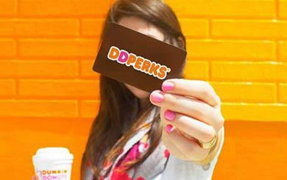 Dunkin' is giving a heads-up to its customers that a cybersecurity incident may have comprimised some DD perks accounts. The incident was discovered on Oct. 31, 2018 from one of its security vendors that a third-party vendor attempted to log into DD Perks accounts.  DD perks card allows people to add money to the card for Dunkin' purchases. Photo: Dunkin' Brands Inc.