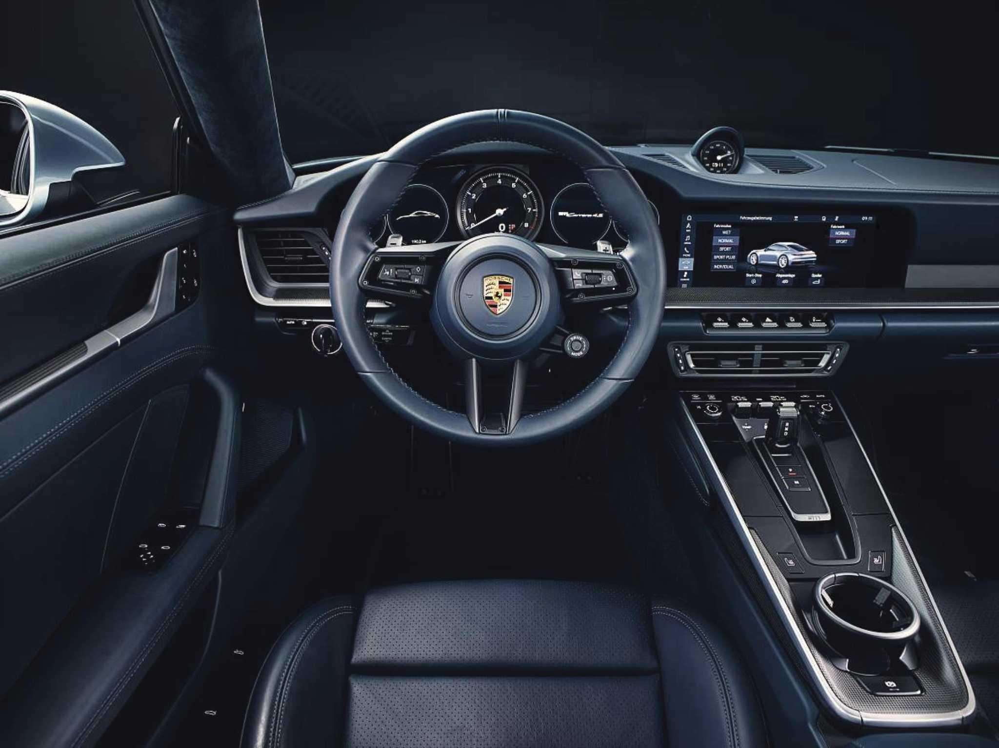 Porsche takes wraps off all-new 2020 911