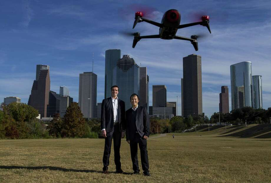 Houston-based Aatonomy is flying with drones, but its