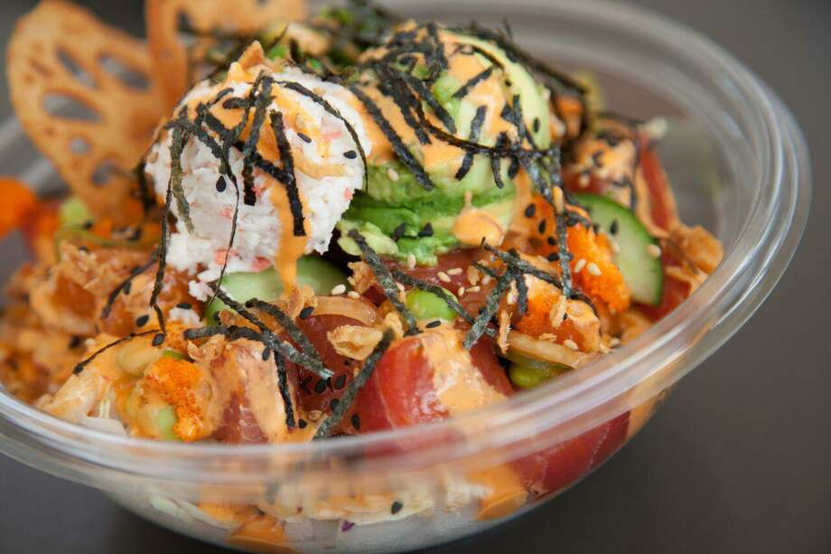 Fast Casual Poke Restaurant Pokéworks Now Open At The Shops At La