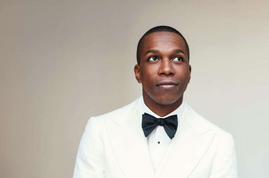 "Leslie Odom Jr. is a Tony Award-winning actor who played Aaron Burr in the original Broadway production of ""Hamilton!"" Photo: Contributed Photo"