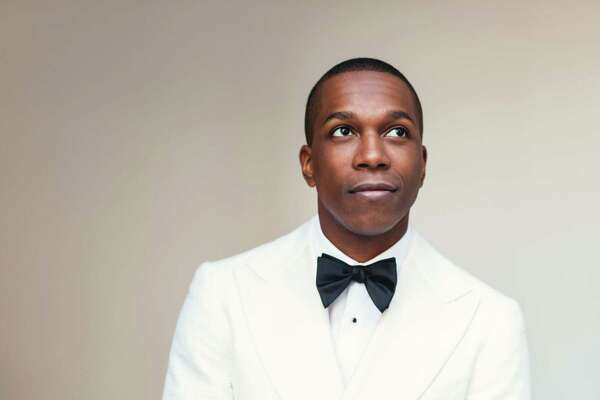 "Leslie Odom Jr. is a Tony Award-winning actor who played Aaron Burr in the original Broadway production of ""Hamilton!"""