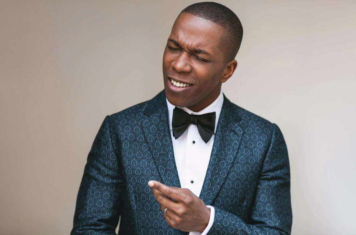 Leslie Odom Jr. is a Tony Award-winning actor who played Aaron Burr in the original Broadway production of