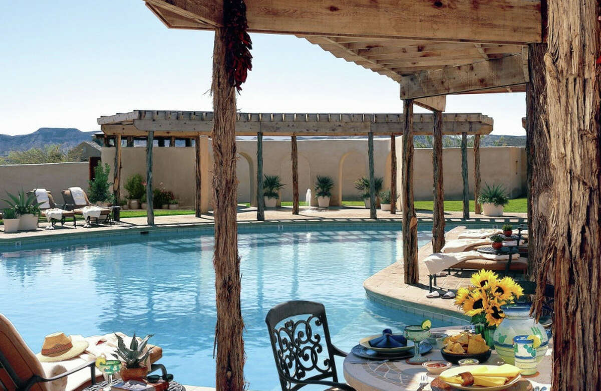 Lajitas Golf Resort Rooms start at: $154 All inclusive: Per-person rate includesonsite meals and activities, which include spa time, horseback riding, and fireside relaxation.