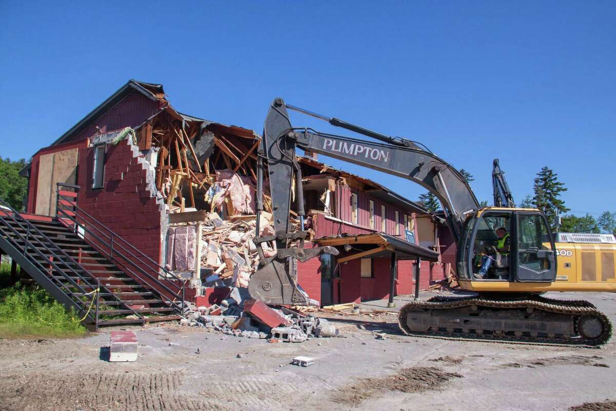 The old ski lodge at Carinthia at Mount Snow in Vermont was demolished this year. Mount Snow in Vermont has a new $22 million Carinthia Base Lodge. The 42,000-square-foot lodge is five times the size of the old lodge