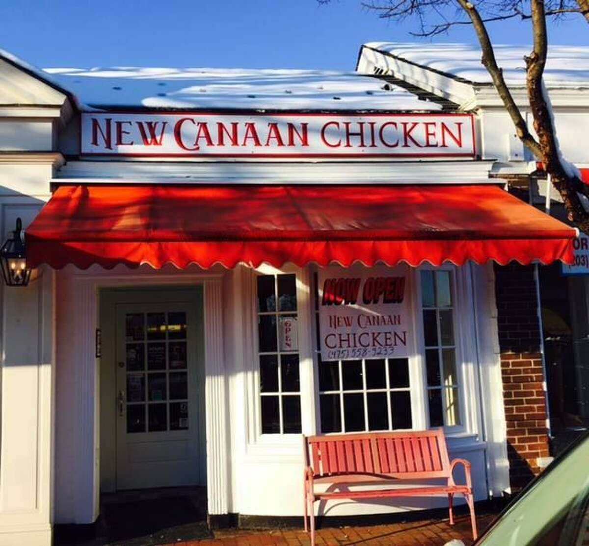 New Canaan Chicken in downtown New Canaan isn't just for teenagers.
