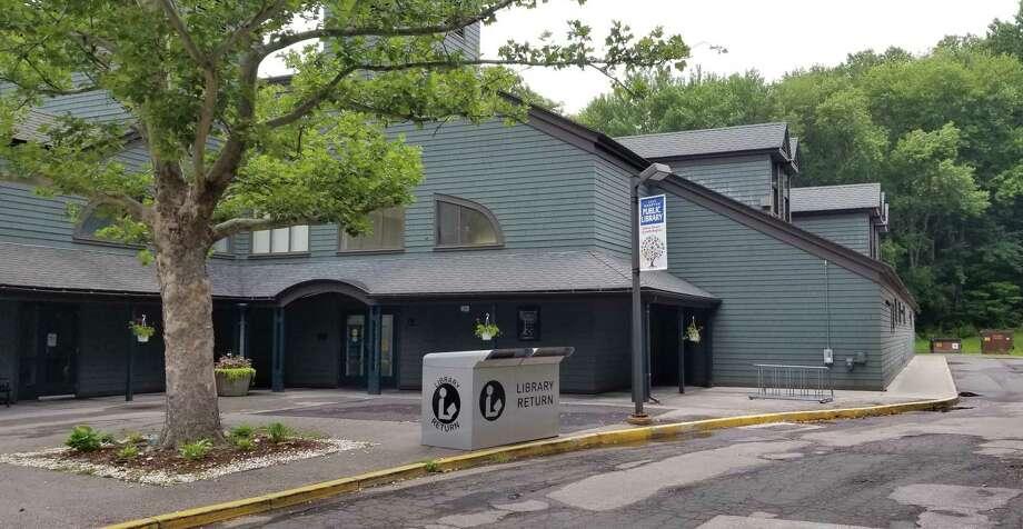 East Hampton Public Library Photo: File Photo
