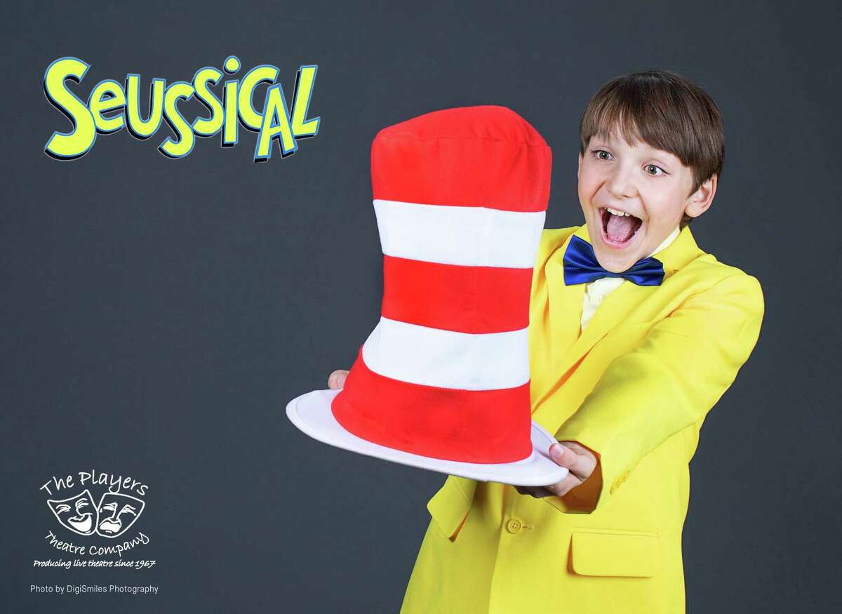 """Levi Smith plays JoJo in The Players Theatre Company's production of """"Seussical"""" which opens on Dec. 7."""