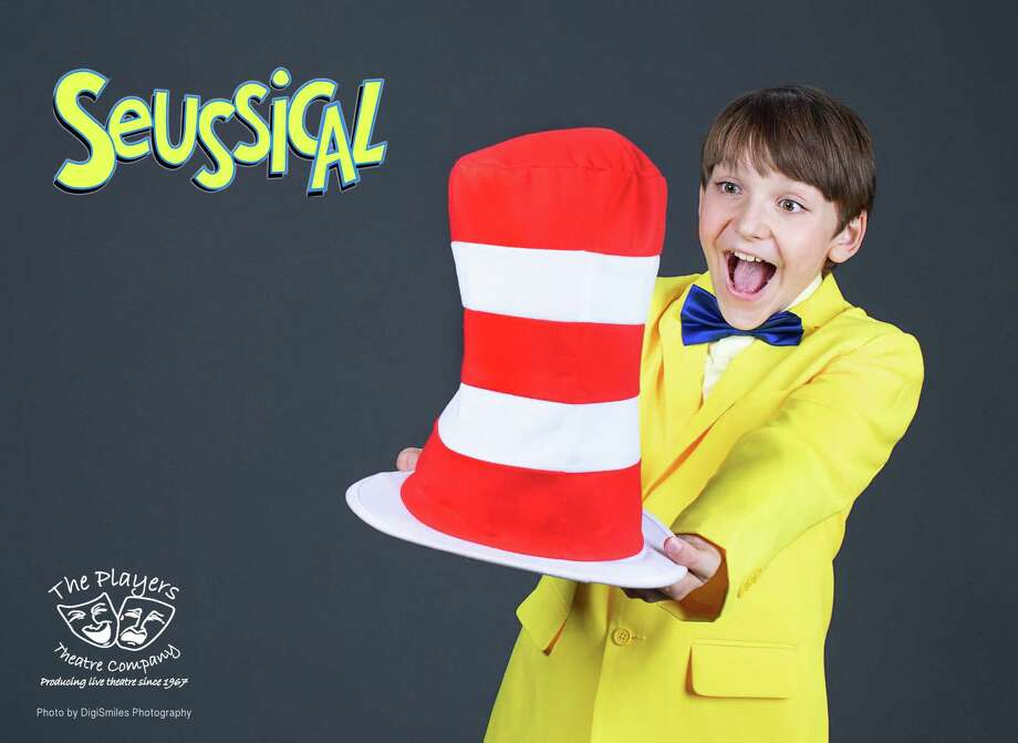 "Levi Smith plays JoJo in The Players Theatre Company's production of ""Seussical"" which opens on Dec. 7. Photo: Photo By DigiSmiles Photography"