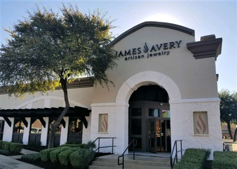 "James Avery Artisan Jewelry customers can check names off their gift list in a brand new San Antonio location touted as the company's ""biggest"" in the national chain of 83 stores. Photo: Courtesy, James Avery"