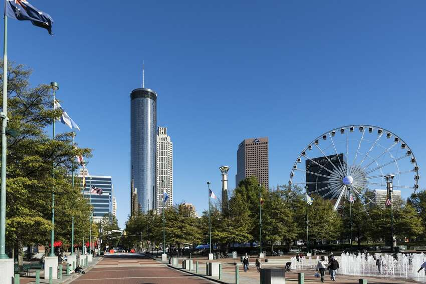 San Antonio pre-tax household income: $50,000 Atlanta comparable income: $57,103 COL difference: 14 percent higher in Atlanta