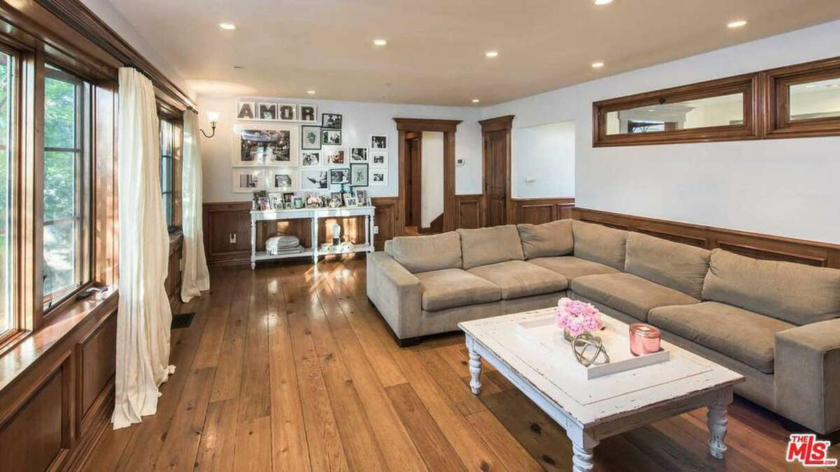 Actress and political activist Eva Longoria has listed her Hollywood Hills home for nearly $10 million.
