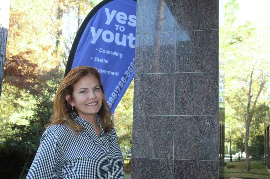 Yes to Youth is an organization near to community member Patti Rivela's heart—she has volunteered with the nonprofit for 14 years and has been a board member for six years. While she works with the youth at the emergency shelter, she also works with the Montgomery County Women's Center. Photo: Photograph By Jane Stueckemann / Jane Stueckemann/The Villager